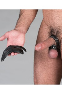 COCK-STRAP AVEC BALL-STRETCHER NEO FLEX 665