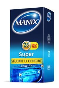 MANIX SUPER BOITE DE 28