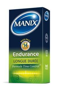 MANIX ENDURANCE BOITE DE 14