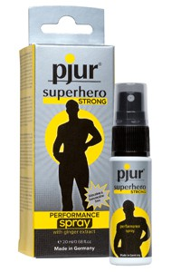 SPRAY SUPERHERO STRONG PJUR