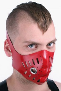 MASQUE BIKE LATEX