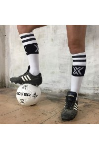 CHAUSSETTES FOOT DELUXE BLANCHES/NOIRES