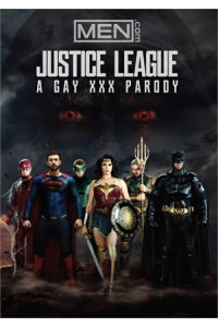 JUSTICE LEAGUE : A GAY XXX PARODY