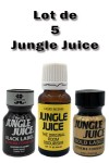 5 PETITS JUNGLE JUICE