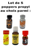 5 PETITS POPPERS PROPYL