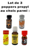 3 PETITS POPPERS PROPYL