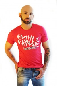T-SHIRT FILTHY & FABULOUS BREEDWELL