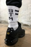 CHAUSSETTES SNEAKER BTM BLANCHES