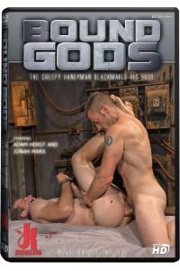 BOUND GODS : THE CREEPY HANDYMAN BLACKMAILS HIS BOSS