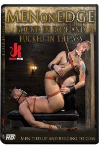 MOE : BOUND IN ROPE AND FUCKED IN THE ASS