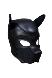 MASQUE PUPPY NEOPRENE NOIR