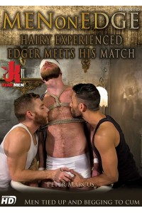 MEN ON EDGE : HAIRY EXPERIENCED EDGER