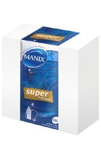 MANIX SUPER BOITE DE 144