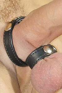 COCK-STRAP AVEC BALL STRETCHER